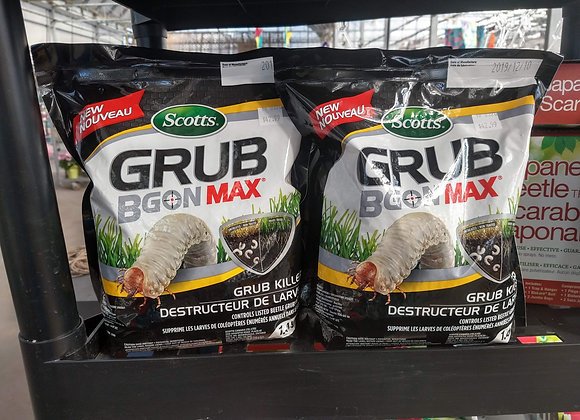 Grub B-Gon Max