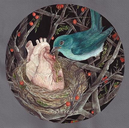 'Swevens of the Nightingale' by Keli Kogler
