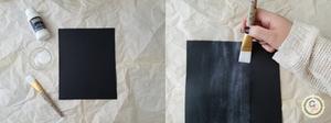 Priming the Paper | Grey's Posy