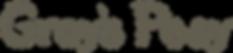 Grey's Posy text Logo Grey.png
