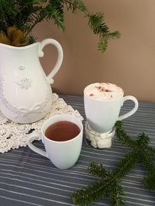 Chai Spiced Hot Chocolate - Recipe - Grey's Posy