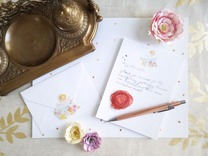 Sweetheart Stationery Set | Grey's Posy