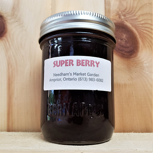 Super Berry Jam