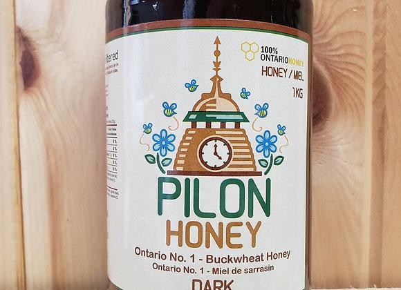 Pilon Buckwheat Honey