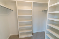 Upstairs Bedroom Closet 1