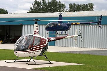 Helicopter Flight Schools UK
