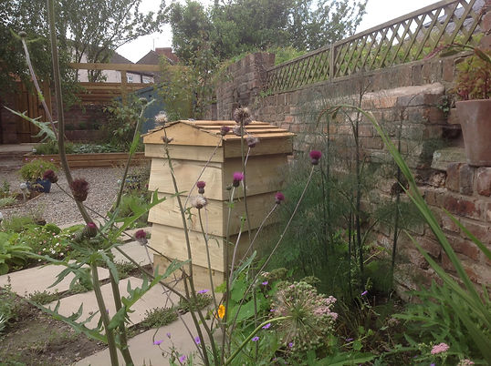 Beehive Compositors from Yourstyle Hereford