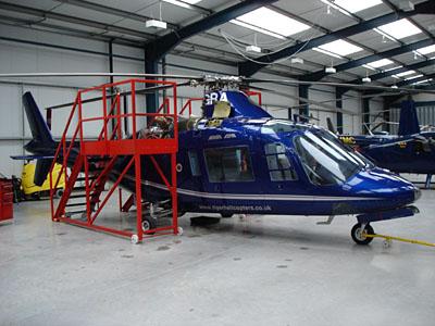 Agusta AW109 - G TGRA