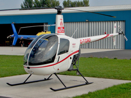 Robinson R22 Trial Lesson, Various Times  - Prices from: