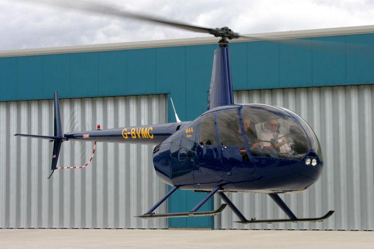 R44 lifting
