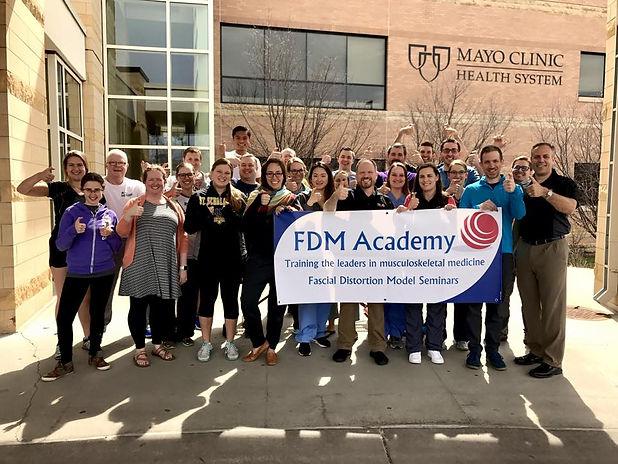 FDM Mayo Minnesota 2017 Thumbs class pic