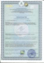 свидетелство о гоударственной регистрации