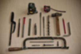инструмент для монтажа