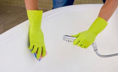как ухаживать за ванной