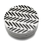 Ceramic Coasters Leafy.jpg