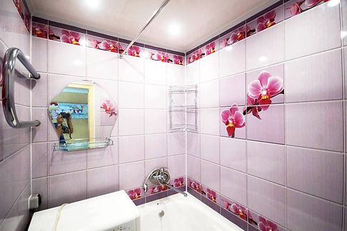 Фото ванны ПВХ панели
