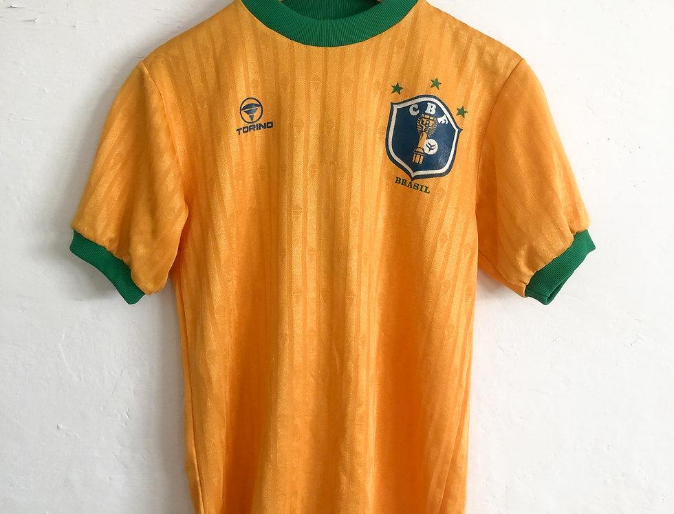 CAMISETA FÚTBOL BRASIL 1982