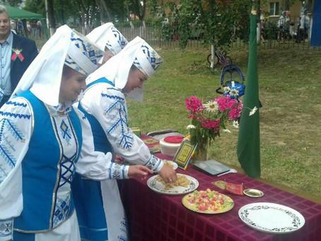 День Независимости в Смиловичах