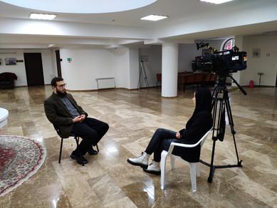 Интервью о научной работе МРО в РБ