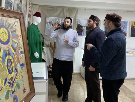 Экскурсия по музею Ислама
