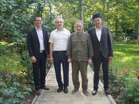 Визит в Дагестан