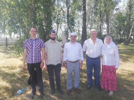 Съезд в Лостаях и Ольковичах