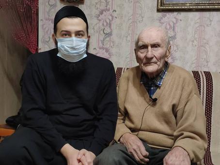 Визит к старейшине Новогрудка