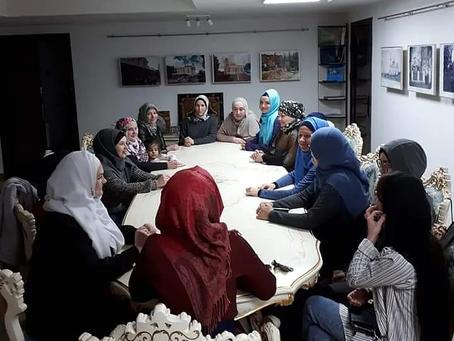 Заседание женской организации МРО в РБ