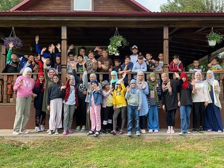 День Ашура в лагере