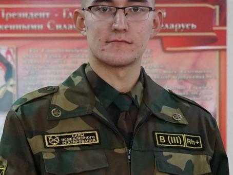 Солдат в тюбетейке