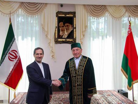 Встреча с послом Ирана