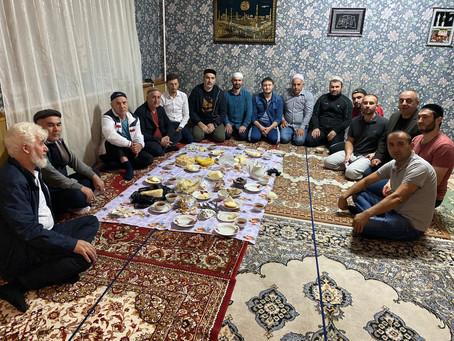 Визит работников муфтията в Брест