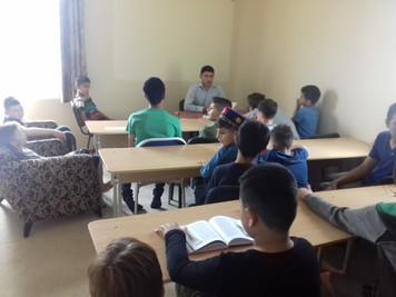 Юные мусульмане собрались в Минске Юные мусульмане собрались в Минске