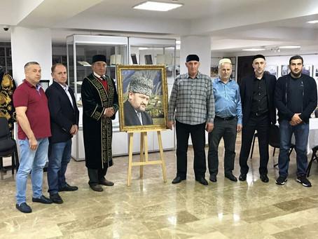 Мавлид в честь Первого Президента Чеченской Республики