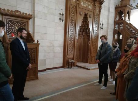 Визит в мечеть студентов БГУКИ