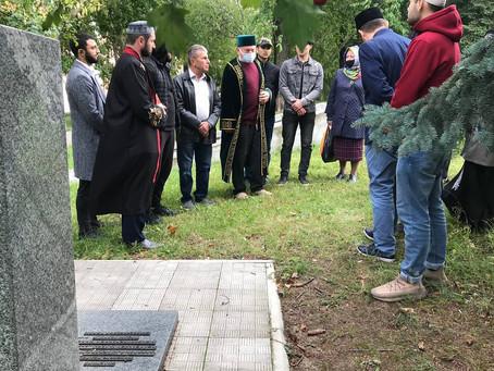День памяти в Минске