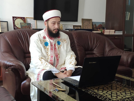 Доклад XIII чтений Галимджана Баруди