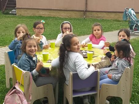 Детский лагерь для девочек