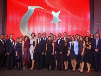 МРО в РБ приняло участие в Дне Турецкой Республики