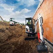E17-E19-E20-Bobcat-Excavator-Constructio