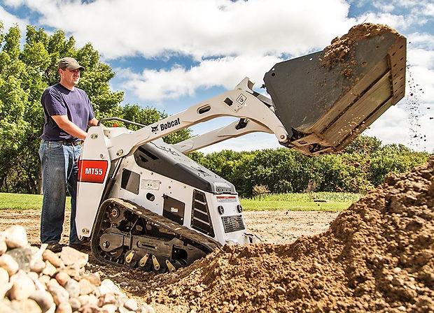 bobcat-mt55-mini-track-loader-working-na