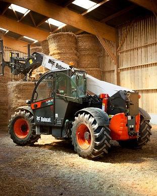 Medium-Bobcat-TLS-TL3570-Agri-Bale-Handl