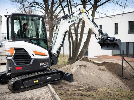 新機型發表 小型挖掘機 E27z