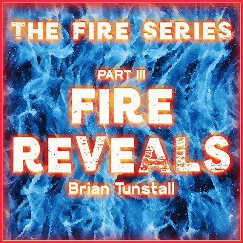 The Fire Series: Fire Reveals Part III by Brian Tunstall