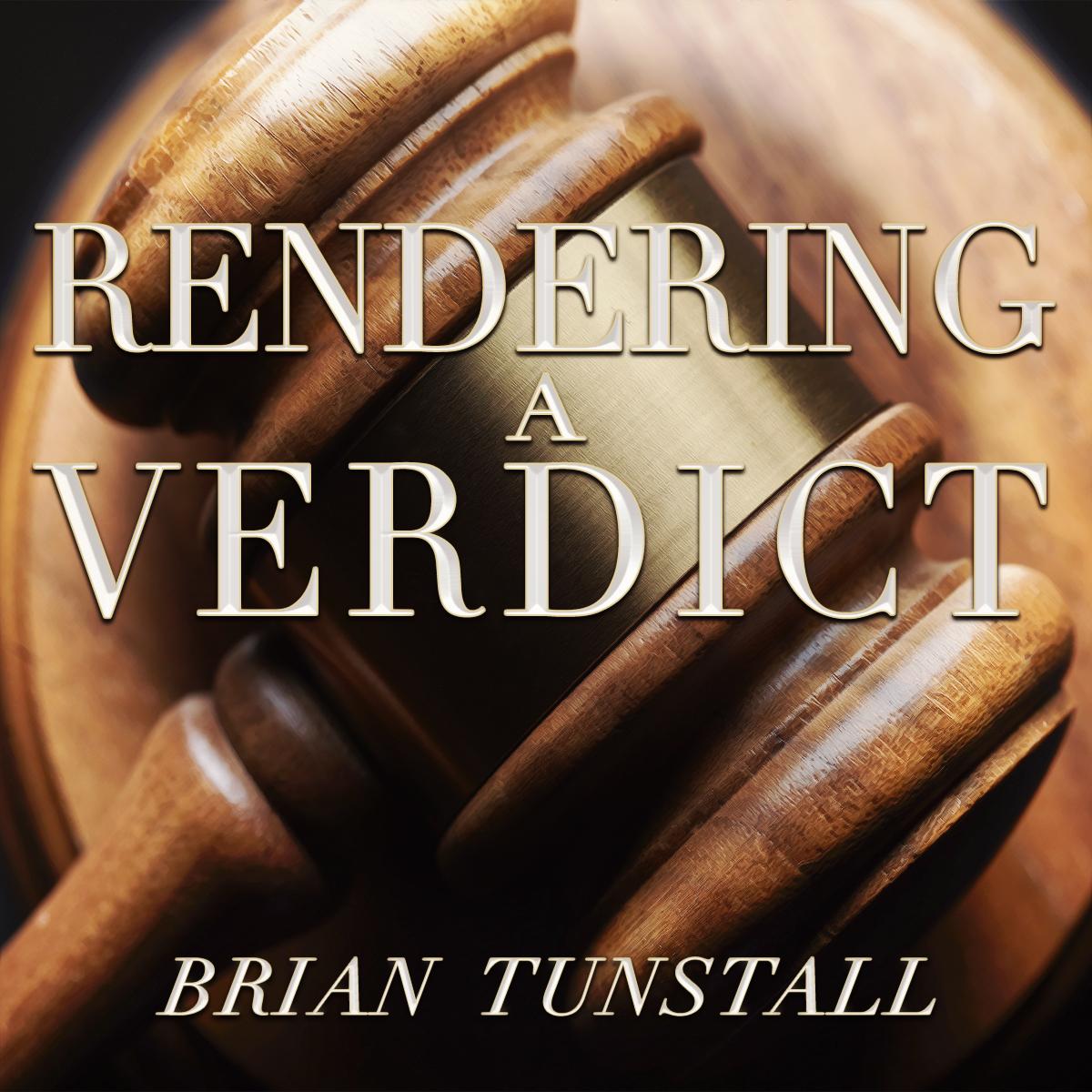 Rendering A Verdict_Cover