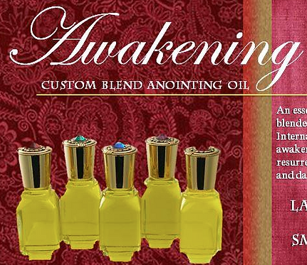 Awakening Anointing Oil