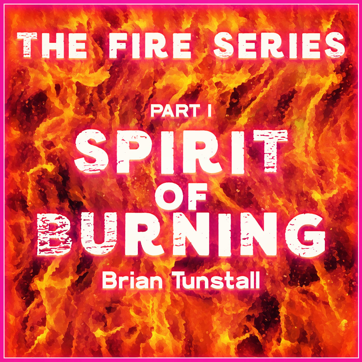 The Fire Series1_SpiritofBurning_Cover Art