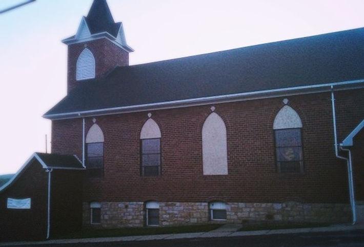 Awakening International Church Buildin in Revloc PA