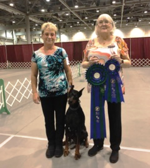 Student Marina & Onyx National 2019