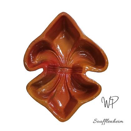 Moule fleur de lys moyen N°1